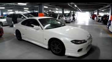 1999 Nissan Silvia S15 Spec R at Japanese (JDM) Car Auction