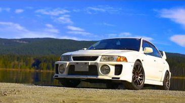 400 HP JDM Lancer Evo 5 | Daily Boosted Pizza?!