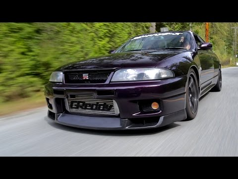 440 WHP Nissan Skyline R33 GTR | The Unloved JDM Icon