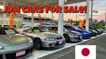 JDM Cars for Sale in Japan | GTR/Supra/GTST!