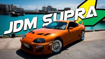 RHD 1994 Toyota Supra Twin Turbo | The JDM G.O.A.T.