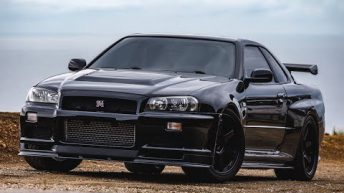 What It's Like to Own a Nissan R34 GTR - CUPGang