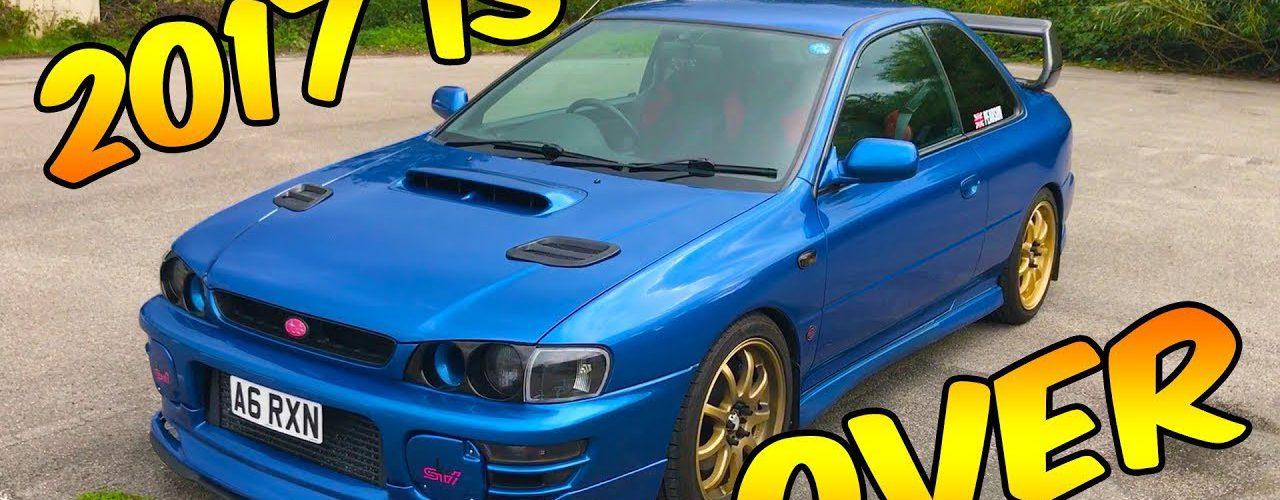 Subaru Impreza STi Type R JDM