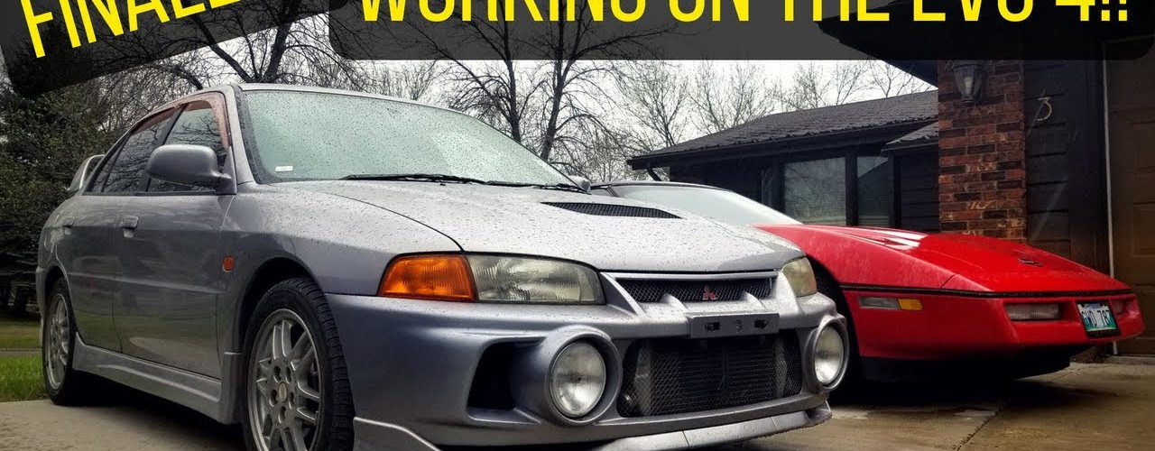 What happened to my JDM Evo 4??